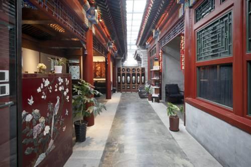 Photo of Shichahai Sandalwood Boutique Hotel Beijing, Beijing
