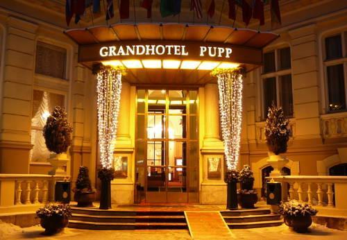 Фото отеля Grandhotel Pupp, Karlovy Vary