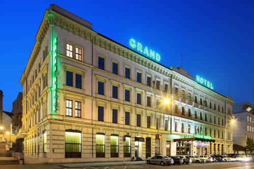 Фото отеля Grandhotel Brno, Brno