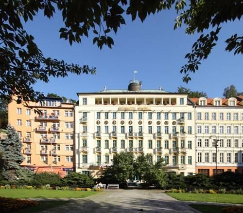 Фото отеля Interhotel Central, Karlovy Vary