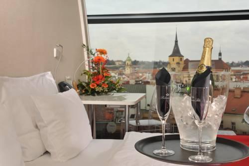 Фото отеля Design Metropol Hotel Prague, Prague 1