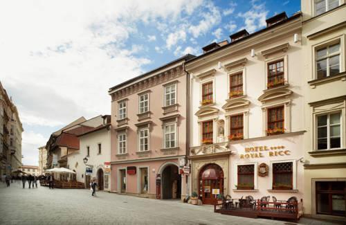 Фото отеля Royal Ricc, Brno