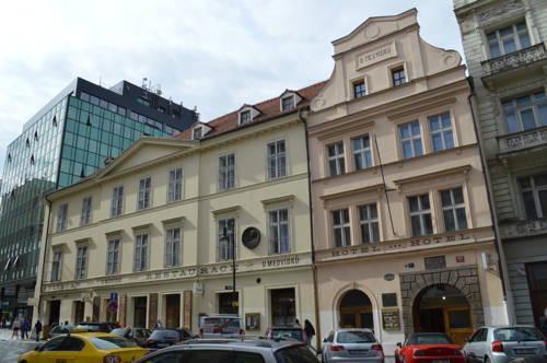 Фото отеля U Medvidku-Brewery Hotel, Prague