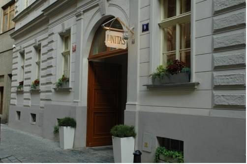 Foto von Unitas Hotel, Prague 1