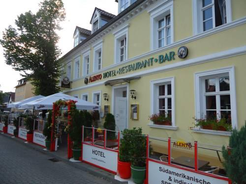 Фото отеля Hotel Alento im Deutschen Haus, Magdeburg