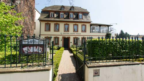 Photo of Garni Hotel Alte Villa, Trier