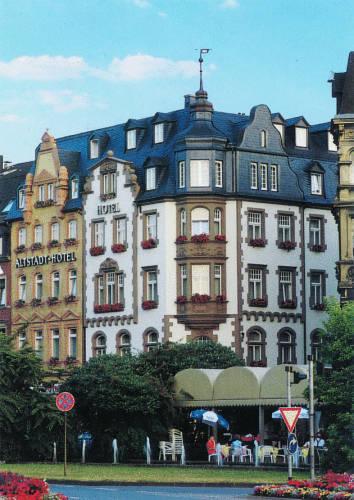 Ein besuch an trier alte und charmante hotels von trier for Designhotel trier