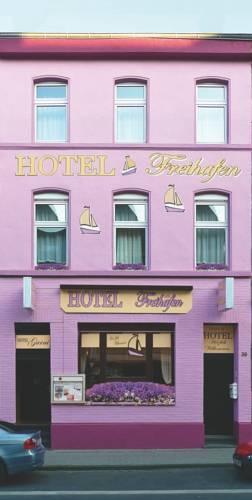 Фото отеля Hotel am Freihafen, Duisburg
