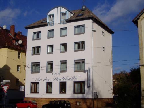 Фото отеля An der Stadthalle, Braunschweig