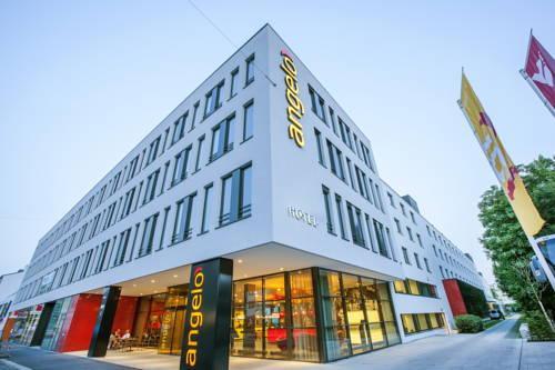 Foto von Angelo Hotel Munich Westpark, München