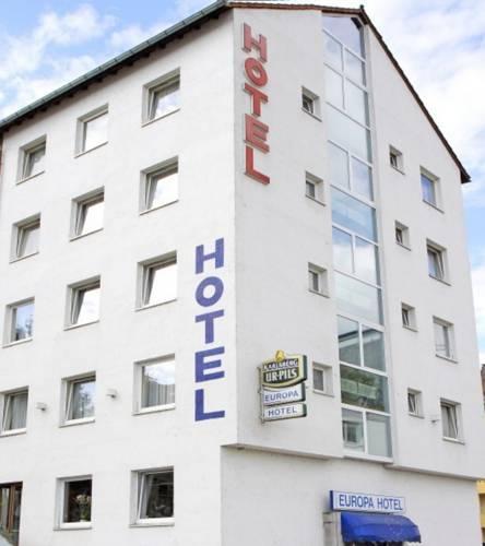 Фото отеля Europa Hotel, Saarbrücken