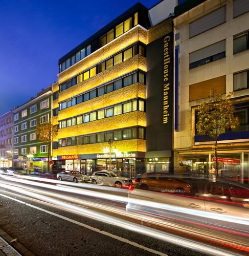 Фото отеля GuestHouse Mannheim, Mannheim