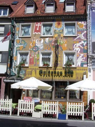 Photo of Hotel Goldenes Faß, Würzburg
