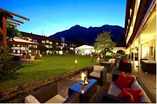 Фото отеля Best Western Hotel Obermühle, Garmisch-Partenkirchen