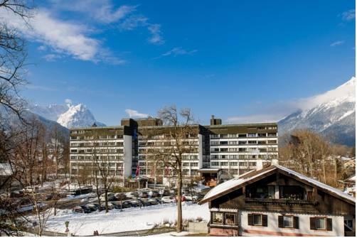 Фото отеля Mercure Hotel Garmisch Partenkirchen, Garmisch-Partenkirchen