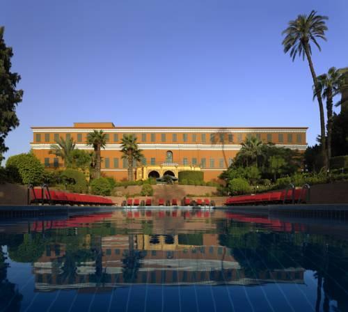 Фото отеля Cairo Marriott Hotel & Omar Khayyam Casino, Cairo