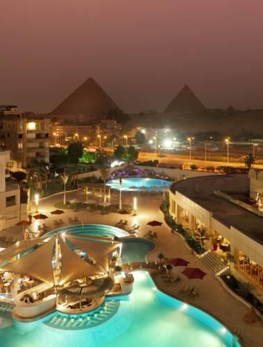 Фото отеля Le Meridien Pyramids Hotel & Spa, Cairo