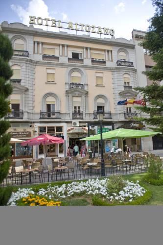Foto von Hotel Altozano, Albacete
