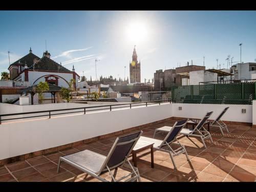 Foto von Apartamentos Murillo, Sevilla