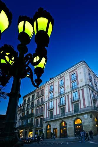 Foto von Hotel Bagués, Barcelona