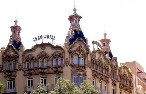 Foto von Gran Hotel Albacete, Albacete