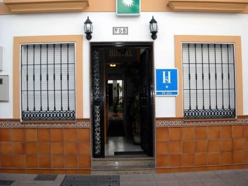 Фото отеля Hostal Andalucia, Nerja