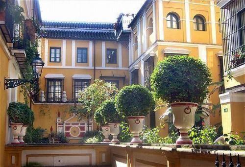 Foto von Hotel Las Casas de la Judería, Sevilla