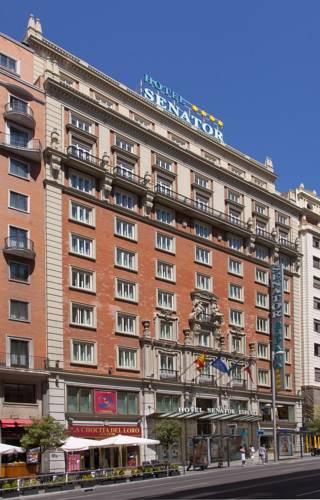 Foto von Senator Gran Vía 70 Spa Hotel, Madrid