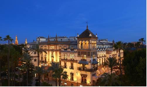 Foto von Hotel Alfonso XIII, Sevilla