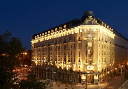 Foto von Westin Palace Hotel, Madrid