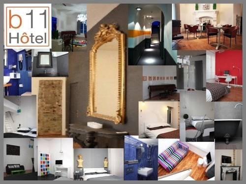 Foto de Hotel du Breuil / B11hotel, Nice