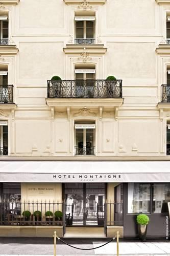 Foto von Hotel Montaigne, Paris