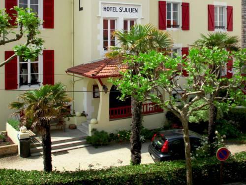 Foto von Hotel Saint Julien, Biarritz