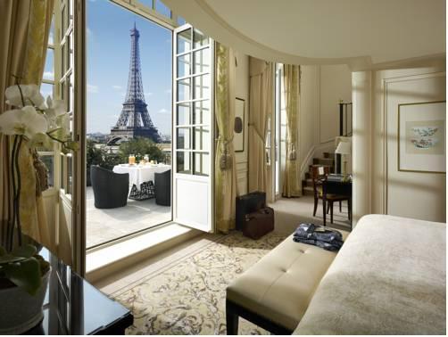 Foto von Shangri-La Hotel, Paris, Paris
