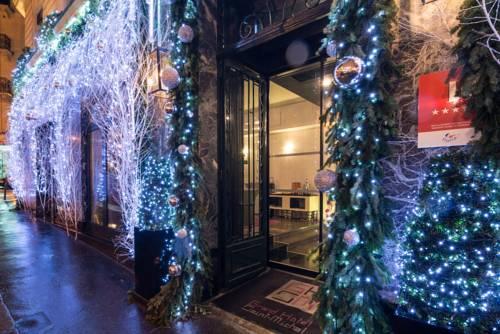 Foto von Grand Hotel Saint Michel, Paris