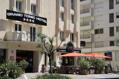 Foto von Grand Tonic Hotel Biarritz, Biarritz