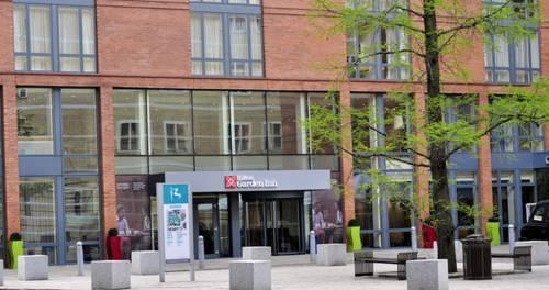 Фото отеля Hilton Garden Inn Birmingham Brindley Place, Birmingham
