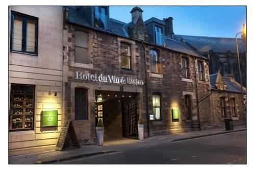 Foto von Hotel Du Vin Edinburgh, Edinburgh