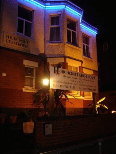 Фото отеля Highcroft Guest House, Coventry