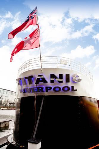 Foto von Titanic Boat, Liverpool