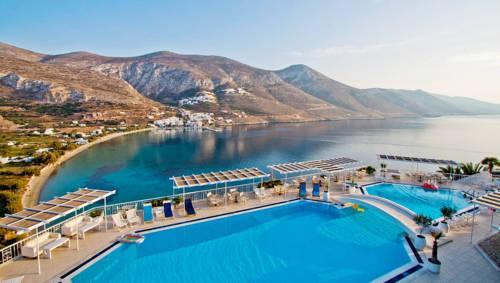 Photo of Aegialis Hotel & Spa, Amorgos
