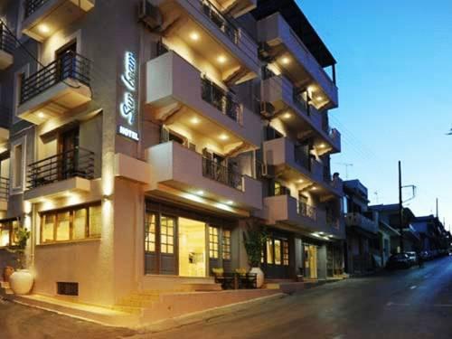 Stilvolles wochenende in griechenland sammlung der for Design hotels griechenland