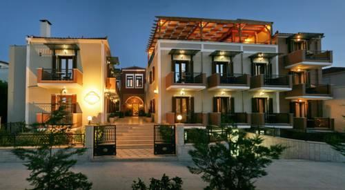 Фото отеля Theofilos Paradise Boutique Hotel, Mytilene