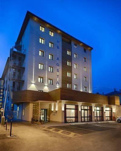 Foto von HB Aosta Hotel, Aosta