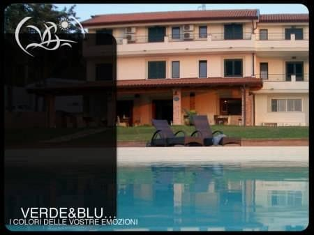 Foto von Country House Agriturismo Verde e Blu, Agropoli
