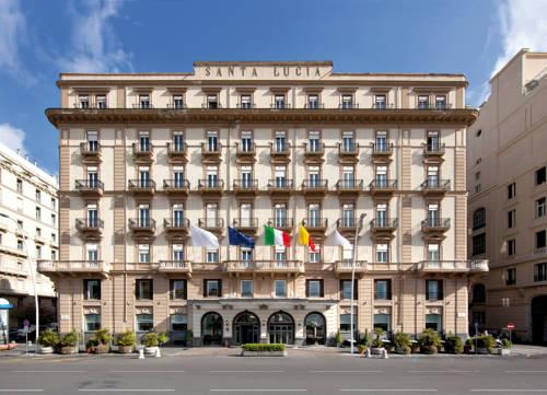 Фото отеля Grand Hotel Santa Lucia, Napoli