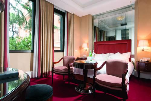 Фото отеля Hotel Lord Byron - Small Luxury Hotels of the World, Rome