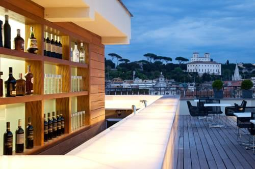 Foto von The First Luxury Art Hotel Roma, Roma