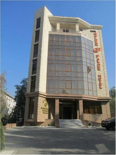 Photo of Golden Palace Hotel, Almaty