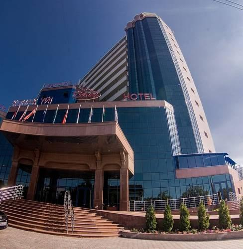 Photo of Grand Aiser Hotel, Almaty